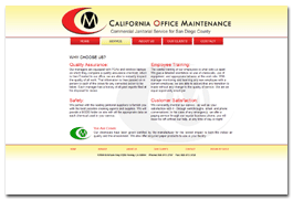 CA Office Maintenance Screenshot